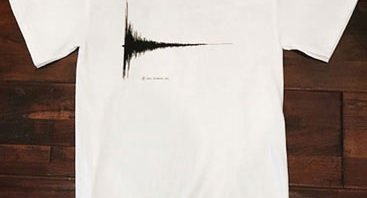 Bang Waveform T-Shirt