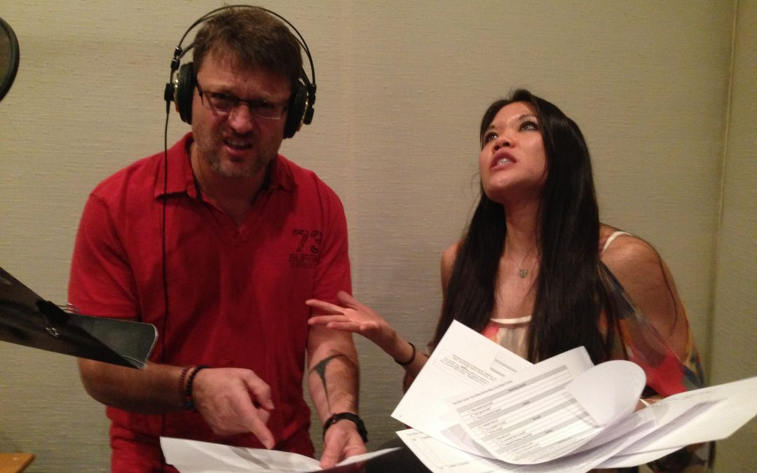 When it comes to Voiceover, Sometimes Failure Is Success!