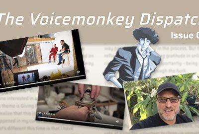 01. The Voicemonkey Dispatch