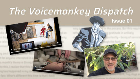 01. The Voicemonkey Dispatch