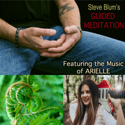 Voiceover, guided meditation