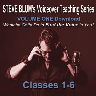 Downloadable Archives | Blumvox Studios | Art of Voiceover