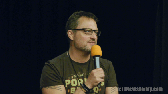 Voiceover, Steve Blum Talks