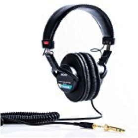 Steve Blum recommends Sony MDR 7506 Headphones