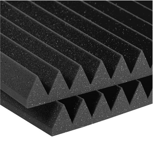 "Steve Blum recommends 2"" Auralex Foam- Wedge Style (12 Pack)"