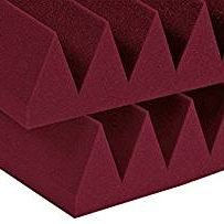 "Steve Blum recommends 4"" Auralex Foam- Wedge Style (6 Pack)"