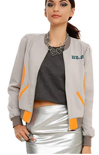 Steve Blum recommends Her Universe Women's Star Wars BB-8 Jacket