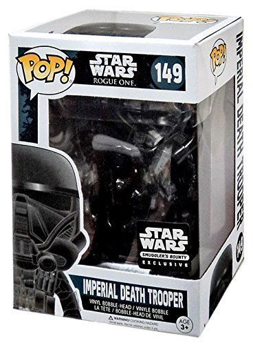 Steve Blum recommends Imperial Death Trooper Funko Pop figure