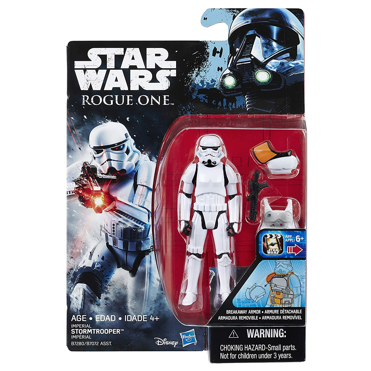 "Steve Blum recommends Rogue One Stormtrooper (3.75"") Figure"