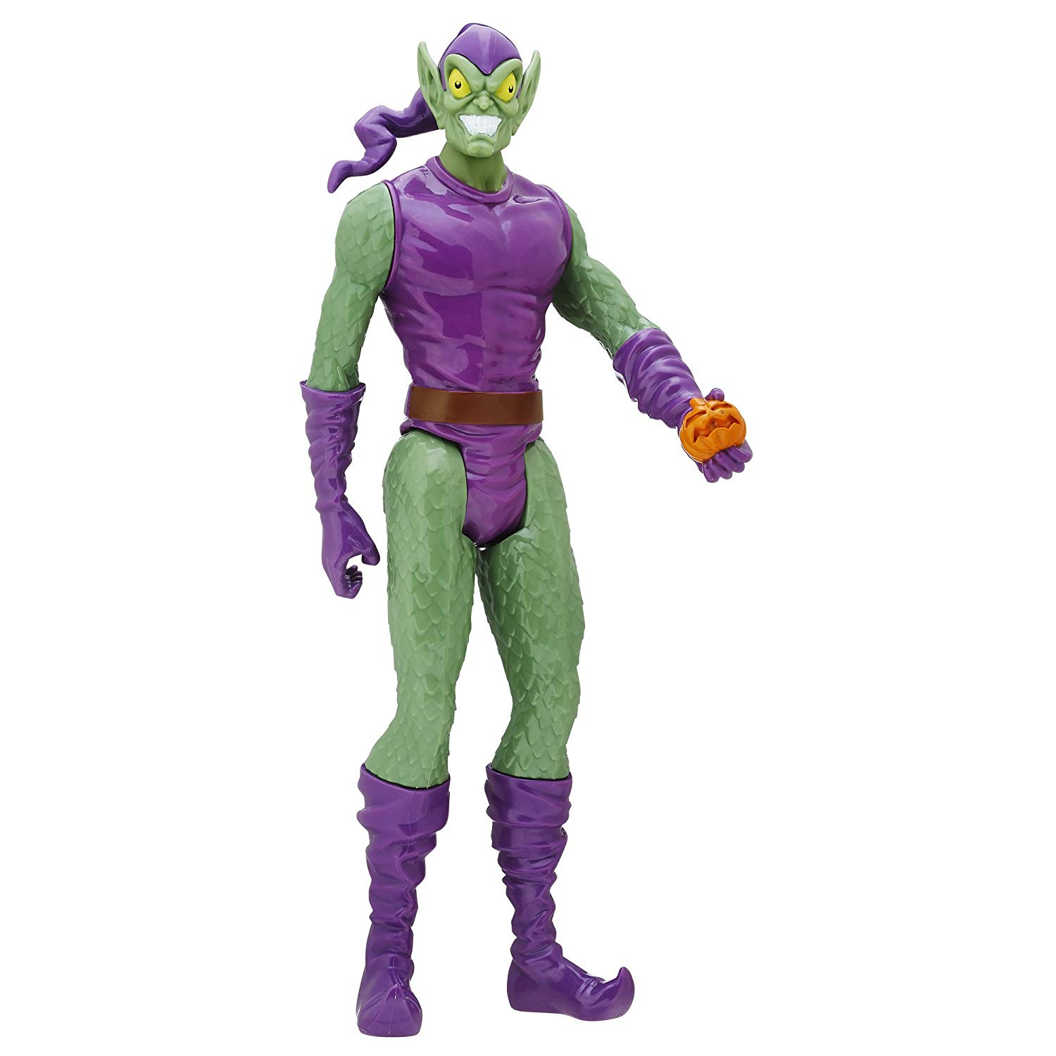 Steve Blum recommends Ultimate Spider-Man Green Goblin Figure