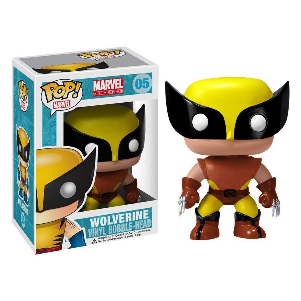 Steve Blum recommends Wolverine Brown Suit Funko Pop figure
