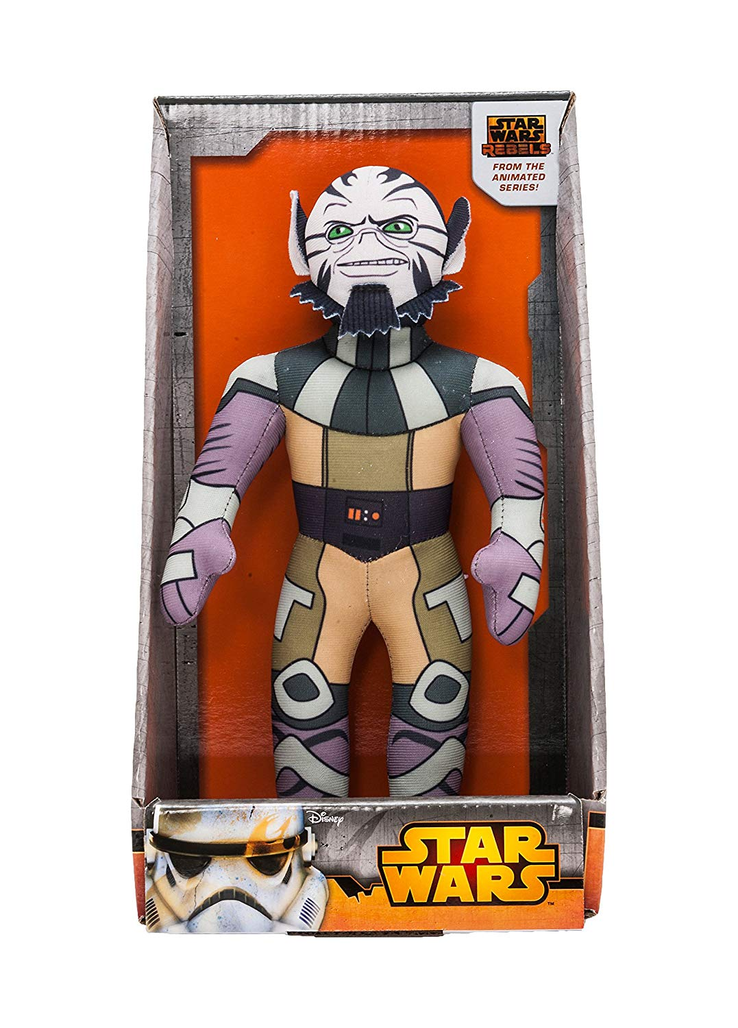 Steve Blum recommends Comic Images Zeb Plush Toy