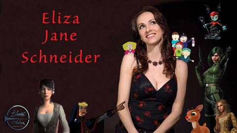 33. Accents and Dialects with Eliza Jane Schneider