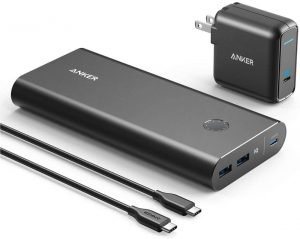 Steve Blum recommends Anker PowerCore Portable Charger Bundle