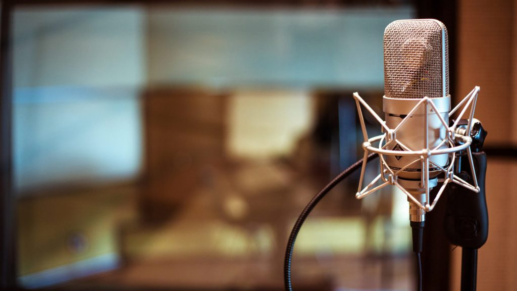 Become A Voice Actor
