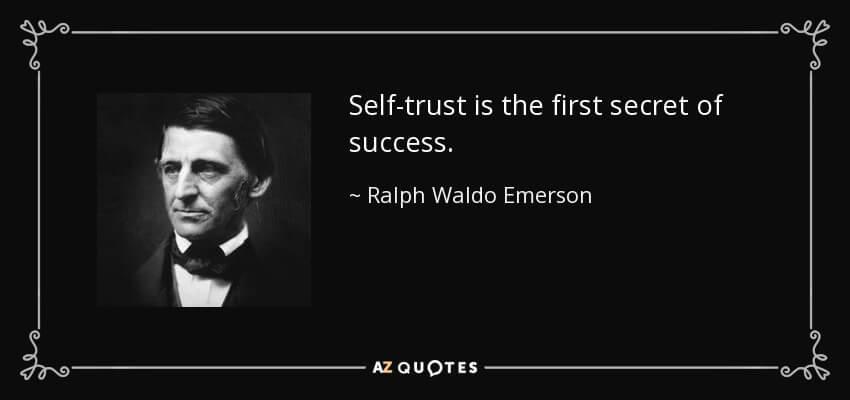 Emerson - Self Trust