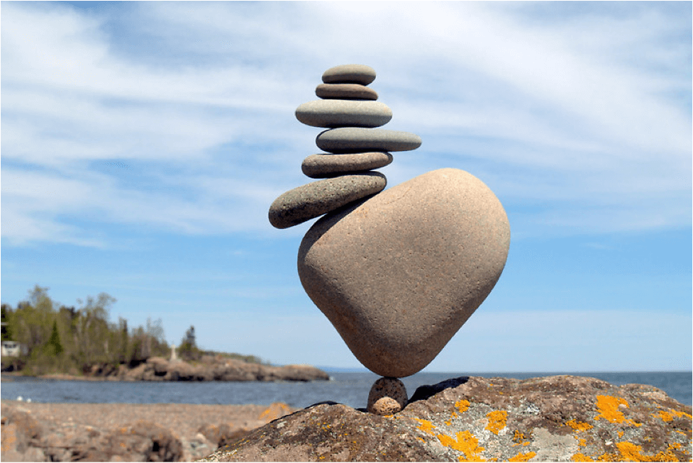 Finding Balance in Work and Life