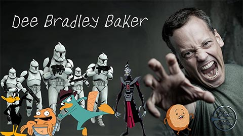 34. Creatures and Characters with Dee Bradley Baker