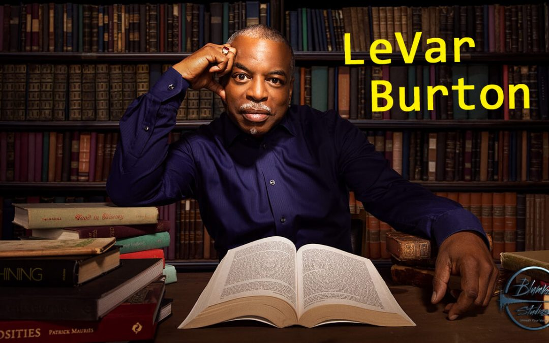 Mastering the Story with LeVar Burton