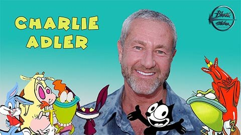 35. Authenticity and the Art of Just F-ing Doing It! with Charlie Adler