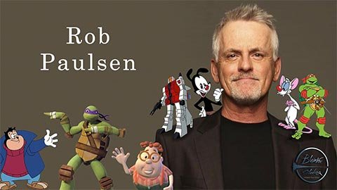 36. Thriving with Rob Paulsen