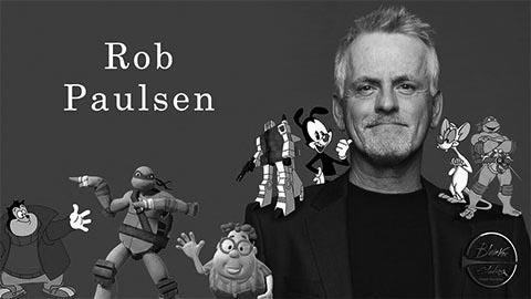 Rob Paulsen - Q & A