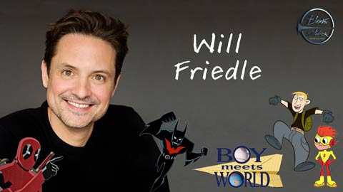 42. Sheer Willpower with Will Friedle