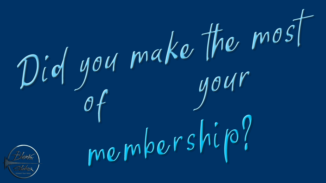 Pop-up Video about what the Teaching Series Membership has to offer