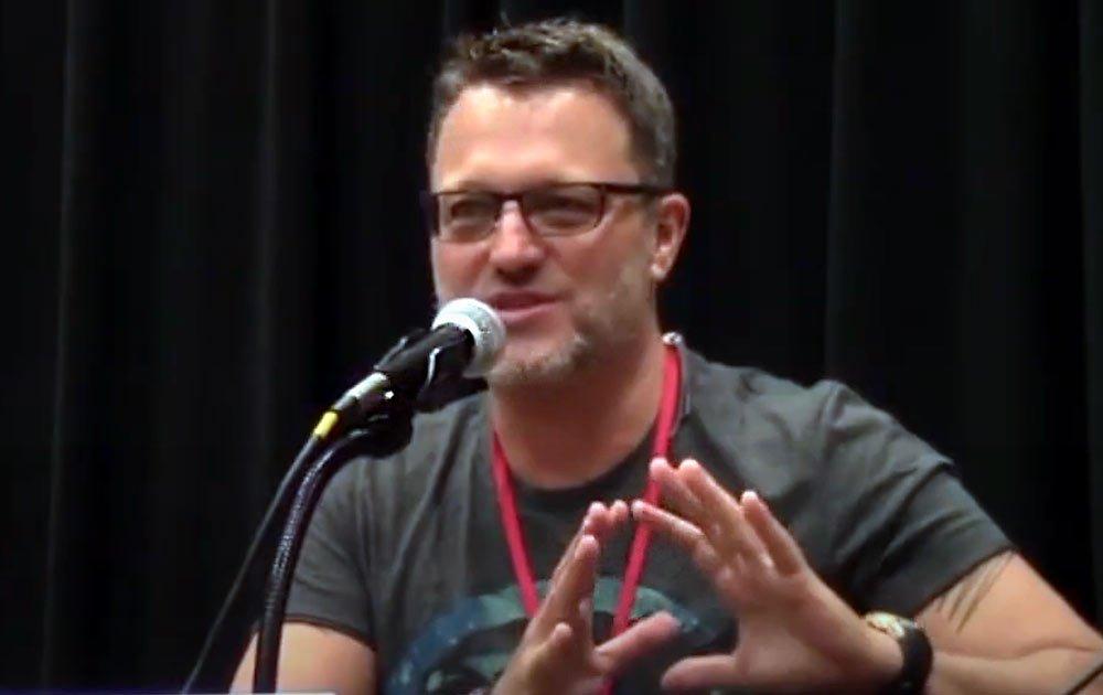 Steve Blum Masterclass Intro